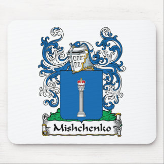 Mishchenko Family Crest Mouse Pad
