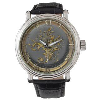 Mishka Vintage Floral Wrist Watches
