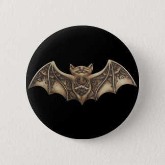 Mishkya the Bat Button