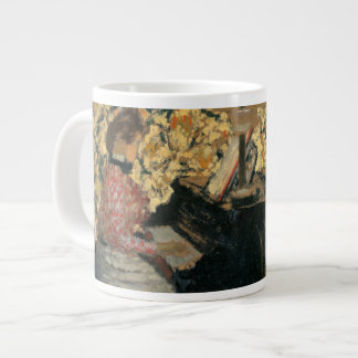 Misia at the Piano Large Coffee Mug