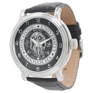 Miskatonic University CTHULHU HP LOVECRAFT Wristwatch