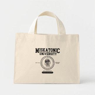Miskatonic University CTHULHU lovecraft Mini Tote Bag
