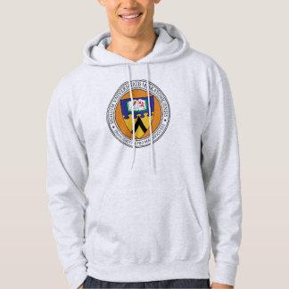 Miskatonic University Seal Hooded Sweatshirt