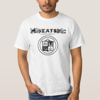 Miskatonic University Shirt Design