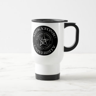 Miskatonic University Travel Mug