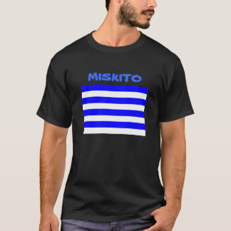 Miskito National Movement Flag T-Shirt