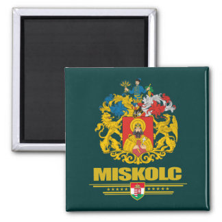 Miskolc Square Magnet