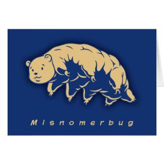 Misnomerbug Card