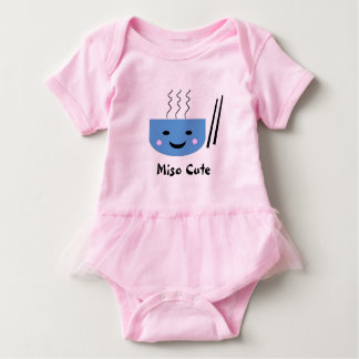 Miso Cute bodysuit with tutu
