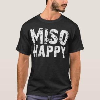 MISO Happy 味噌汁 Miso Soup T-shirt