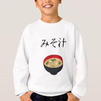 Miso soup sweatshirt