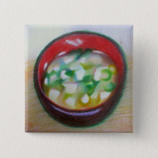 miso soup waiter bling button