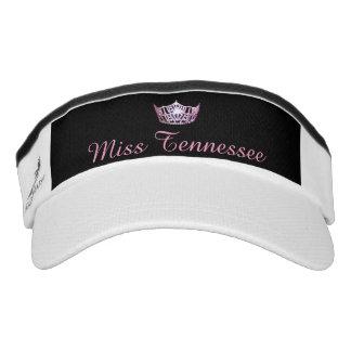 Miss America Blush Pink Crown Visor  Hat