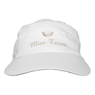 Miss America Champagne Crown Baseball Cap