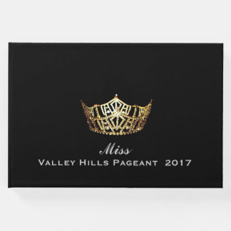 Miss America Crown Pageant Guest Book