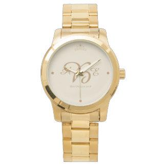 Miss America Custom Women's Crown Bracelet Watch