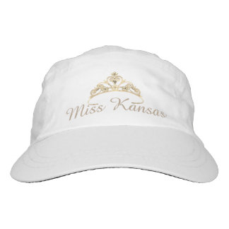 Miss America Golden Tiara  Baseball Cap