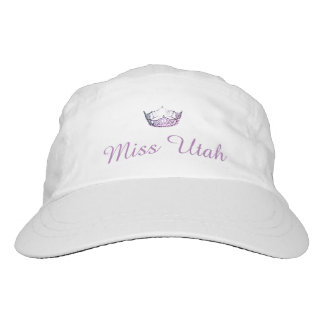 Miss America Lilac Crown Baseball Cap