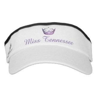 Miss America Purple Crown Visor  Hat