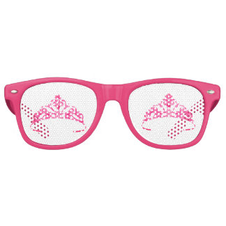 Miss America USA Women Tiara Eyepster Party Shades