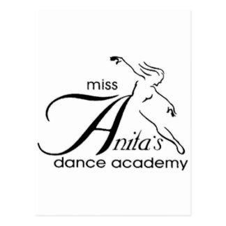 Miss Anita's Postcard