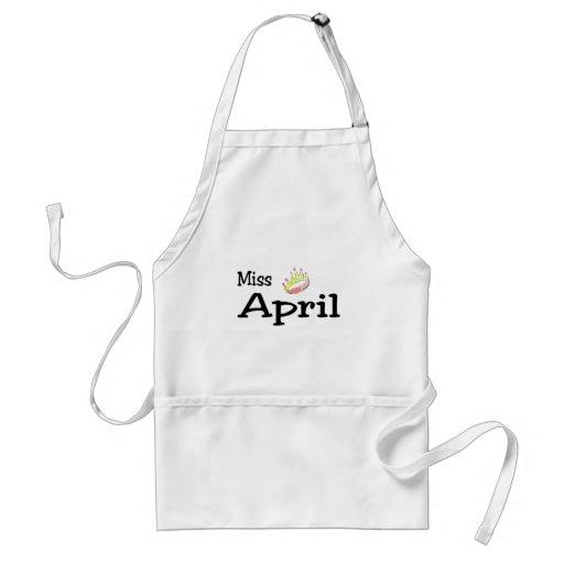 Miss April Aprons