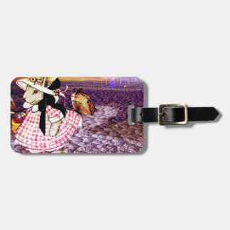 MISS BUNNYS HELPERS LUGGAGE TAG