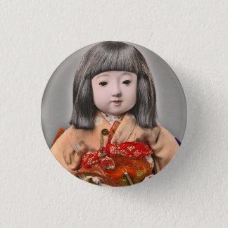 Miss Chosen Button