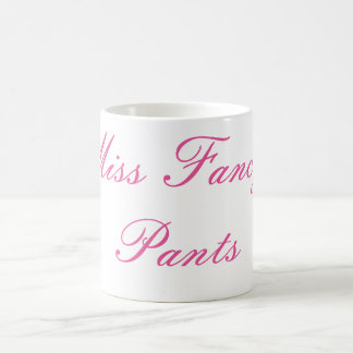 Miss Fancy Pants Mug Preppy Cute Gift Girly