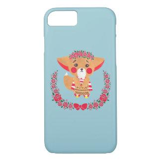 Miss Fennec Fox iPhone 7 Case
