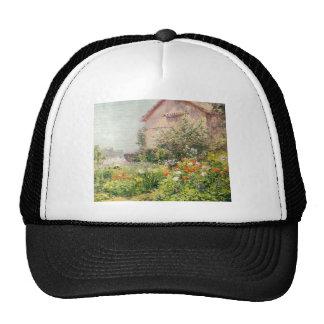 Miss Florence Griswold's Garden Trucker Hat