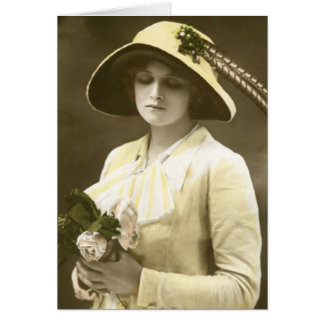 Miss Gladys Cooper [1888-1971] Card