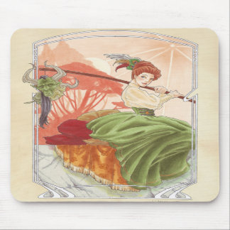 Miss Haversham's Afternoon Tea mousepad