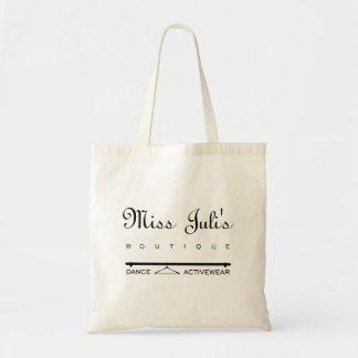 Miss Juli's Boutique Cotton Tote