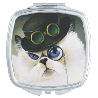 Miss. Kitty Bartholomew Travel Mirror