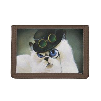 Miss. Kitty Bartholomew Trifold Wallet