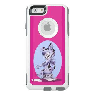 MISS KITTY CARTOON  Apple iPhone 6/6s  CS White