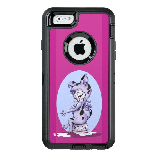 MISS KITTY CARTOON  Apple iPhone 6/6s  DF S OtterBox iPhone 6/6s Case