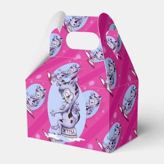 MISS KITTY CARTOON Gable Favor Box