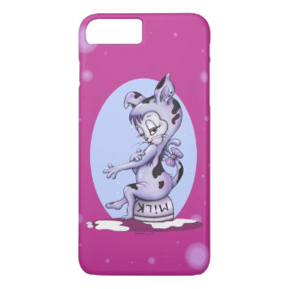 MISS KITTY CAT CARTOON  Apple iPhone 7  PLUS BT Case-Mate iPhone Case