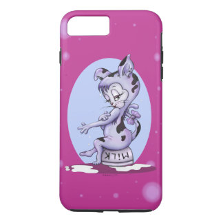 MISS KITTY CAT CARTOON  Apple iPhone 7  PLUS Tough iPhone 8 Plus/7 Plus Case