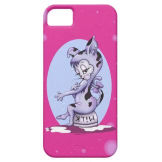 MISS KITTY CAT CARTOON iPhone SE + iPhone 5/5 B T iPhone 5 Case