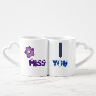 """""""Miss Life - Wish You"""" duo Mugs"""