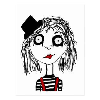 Miss.Marie Postcard
