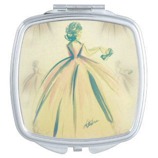 Miss Me make up mirror Compact Mirrors