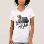 Miss Me Yet? Bush George Bush anti-obama humour