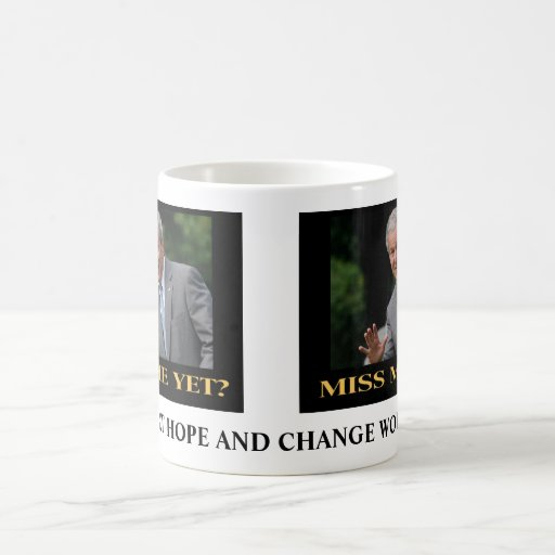 miss me yet, miss_me_yet, HOWS THAT HOPE AND CH... Coffee Mug