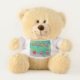 Miss Missing Love Welcome Home Destiny Destiny'S Teddy Bear
