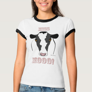 Miss Mooo! T-Shirt