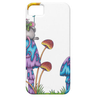 Miss Mouse -coloured iPhone 5 Case
